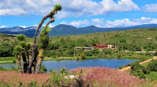 El Lago: nuestra reserva de agua